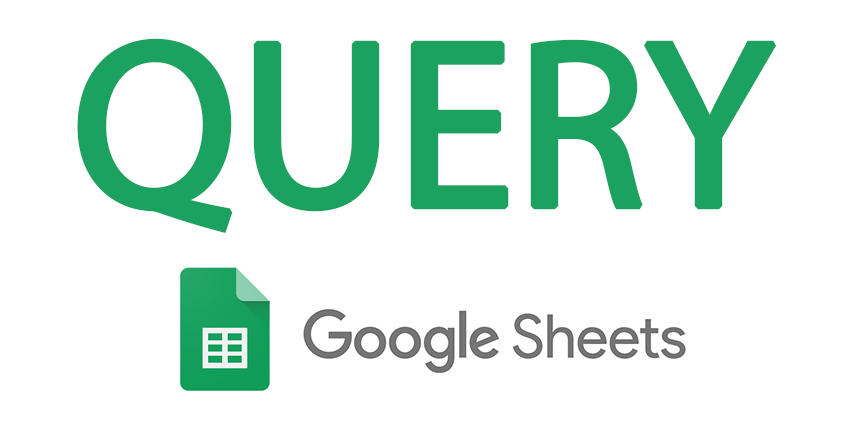 query google sheets